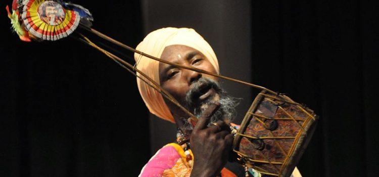 Concerto con Satyānanda Das Bāul, tradizione musicale dei  'Folli del Bengala'