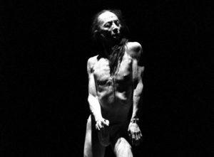 """Seminario di danza Butoh """"Respiro"""" con Atsushi Takenouchi e musica dal vivo di Hiroko Komiya e Tivitavi @ Spazio CONTINUUM"""