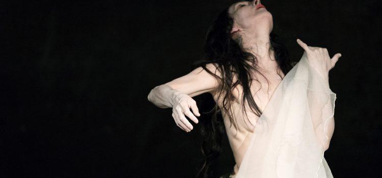 """Seminario di Danza Butoh e Danza Sensibile """"Danza dell'Anima"""" con musica dal vivo"""