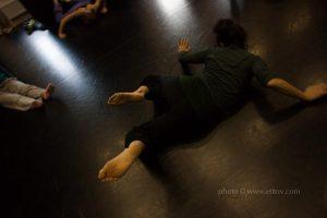 Seminario di Danza Sensibile® con Campane Tibetane e musica dal vivo @ Spazio CONTINUUM